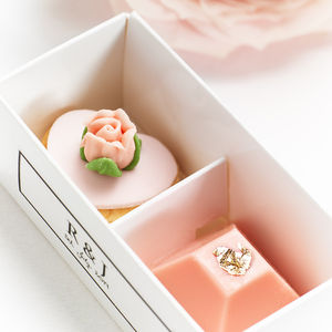 Set Of 25 Boxed Wedding Favours - edible favours