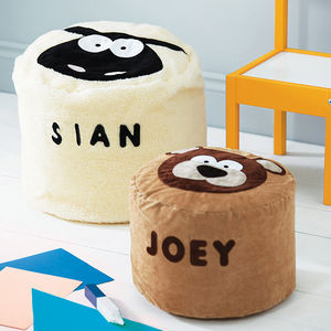 Animal Character Bean Bag - new baby gifts