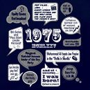 Events Of 1975 40th Birthday Apron