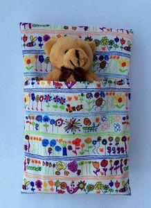 Ted In Bed/Sleeping Bag