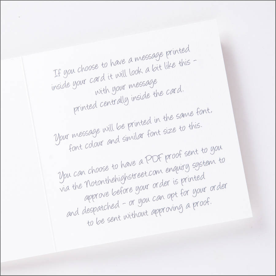 personalised relations happy birthday card by faith hope love personalised relations birthday card bright multicoloured message inside card