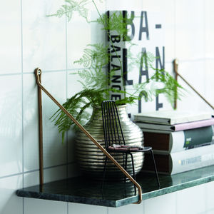 Marble Shelf - home decorating