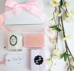 Bridesmaid 'Thank You' Pamper Gift Box - gift sets