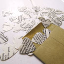Shakespeare Book Confetti