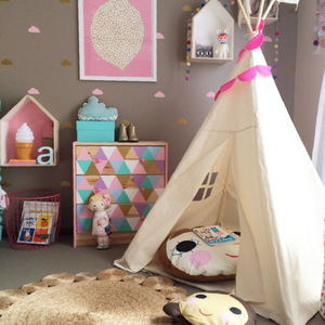 Indoor Play Teepee Midi Size - shop by recipient
