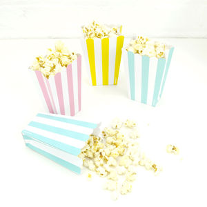 Popcorn Boxes - view all sale items