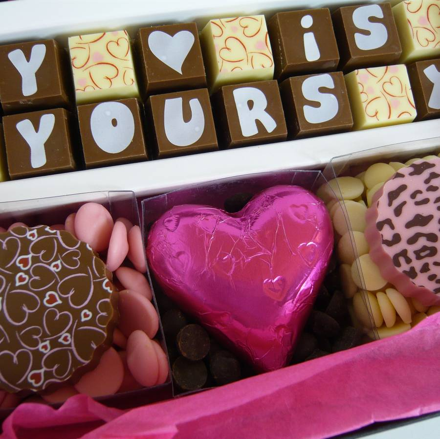 03276f20ae41b personalised gift box of  i love you  chocolates by cocoapod ...