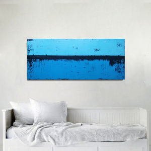 Contemporary Canvas Painting - contemporary art