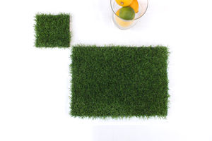 Artificial Grass Place Mats Set Of Six - home accessories