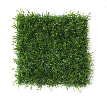 Artificial Grass Coasters Set Of Six