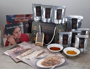 Make Your Own Chicken Curry Kit - christmas food & drink