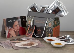 Diy Lamb Curry Kit - food hampers