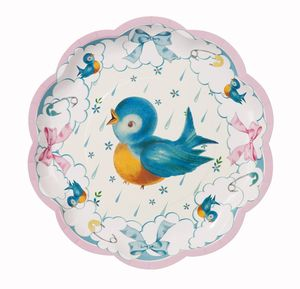 Baby Shower Paper Plates