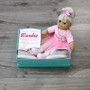 Personalised Girls Best Friend Gift Set - gifts for babies