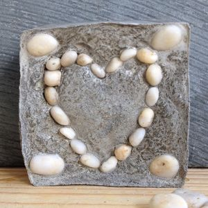 Pebble Heart - shop by price