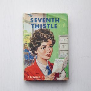 'The Seventh Thistle' Colour Notebook