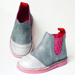 Hugo Children's Chelsea Boots - christmas party wear for children