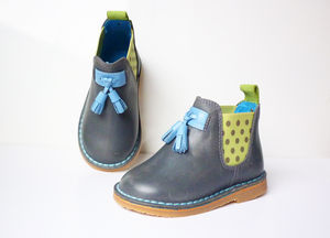 Harley Children's Chelsea Boots - clothing
