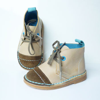 Heath Children's Lace Up Shoes