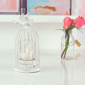 Bird Cage Tea Light Holder - view all sale items