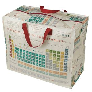 Periodic Table Storage/Sleepover Bag
