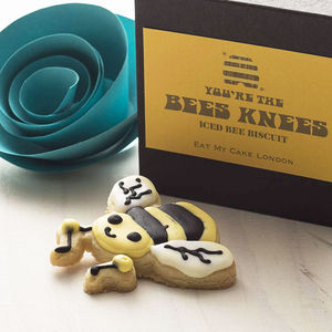 Bees Knees Biscuit - thank you gifts