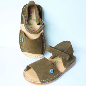 Sonny Children's Sandals - children's shoes, sandals & boots