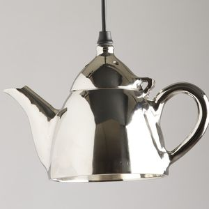 Teapot Hanging Light - ceiling lights