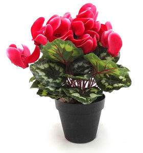 Artificial Cyclamen Plant - home accessories