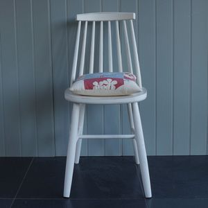 1960's Style Chair Hand Painted In Any Colour