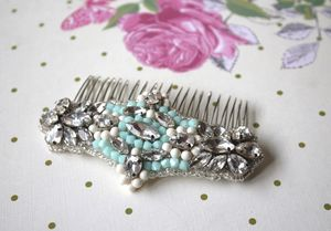 Bridal 'Amelie' Haircomb New Collection - jewellery sale