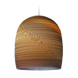 Graypants Bell Scraplight - ceiling lights