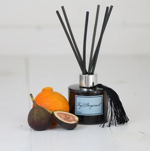 Fig And Bergamot Scented Room Diffuser