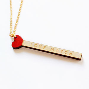 Love Match Necklace
