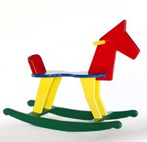 Handmade Rocking Horse - children's room
