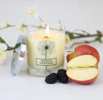 Forest Garden Scented Candle
