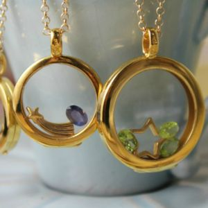 Gold Glass Locket: The Ultimate Personal Jewellery