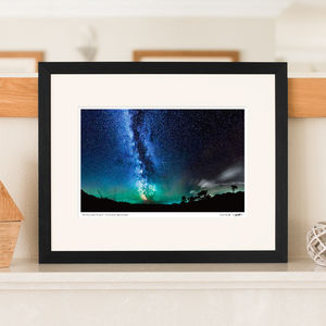 'Too Many Stars To Count' Milky Way Print - nature & landscape