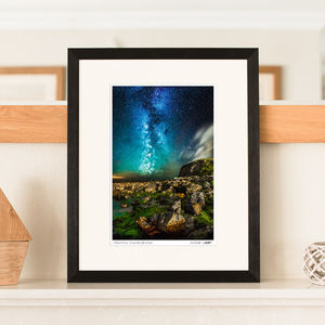 'A Place To Think' Milky Way Print - photography & portraits