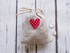 Little Love Heart Gift Bag