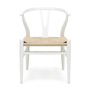 'Dining Chair Scandinavian Style Natural Wood - furniture