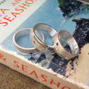 Coast Ring With Precious Stone