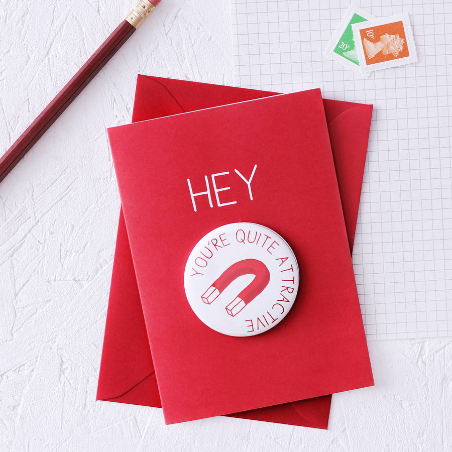 funny valentine s card with mag   t by newton and the
