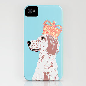 English Setter Dog On Phone Case - new in home