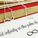 William Blake Infinity Necklace