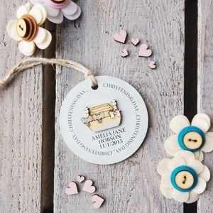 Personalised Christening/Baptism Gift - christening gifts