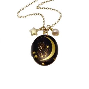 'Stars Can't Shine Without Darkness' Locket - what's new