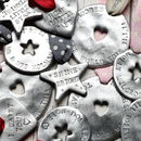 Personalised Wedding Love Token