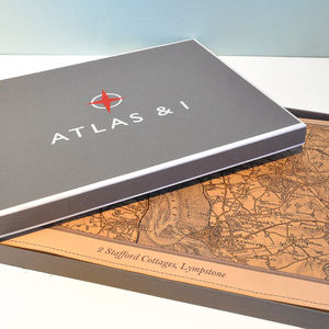 Personalised Leather Guest Book