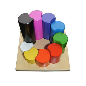Height Rainbow Shape Sorter - traditional toys & games